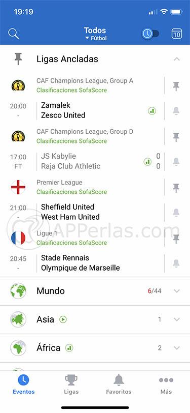 app de resultados de deportes 2 copia