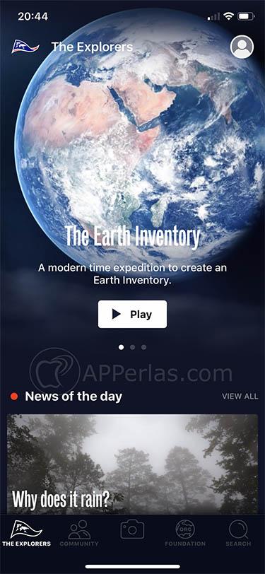 app explorar el planeta the explorers 2