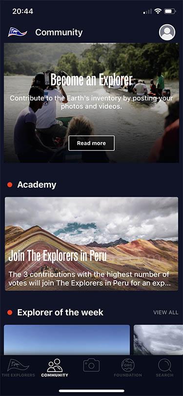 app explorar el planeta the explorers 3