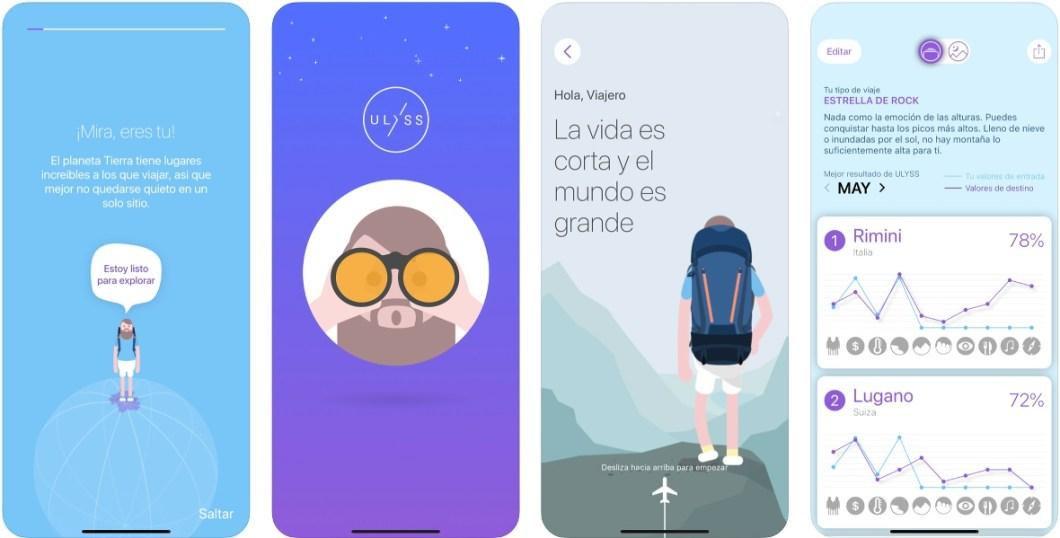 App de viajes con inteligencia artificial