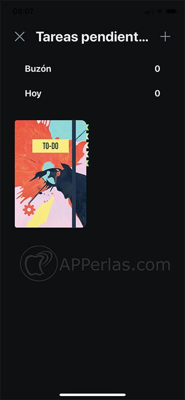 calendario para iOS vantage 3