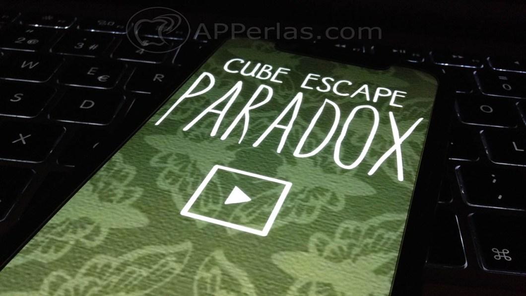 cube escape: paradox 1