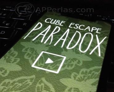 Cube Escape: Paradox, un juego que os hará pensar mucho