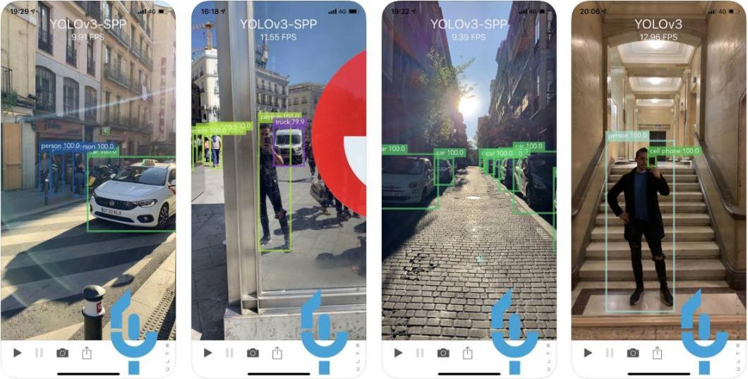App de detección de objetos