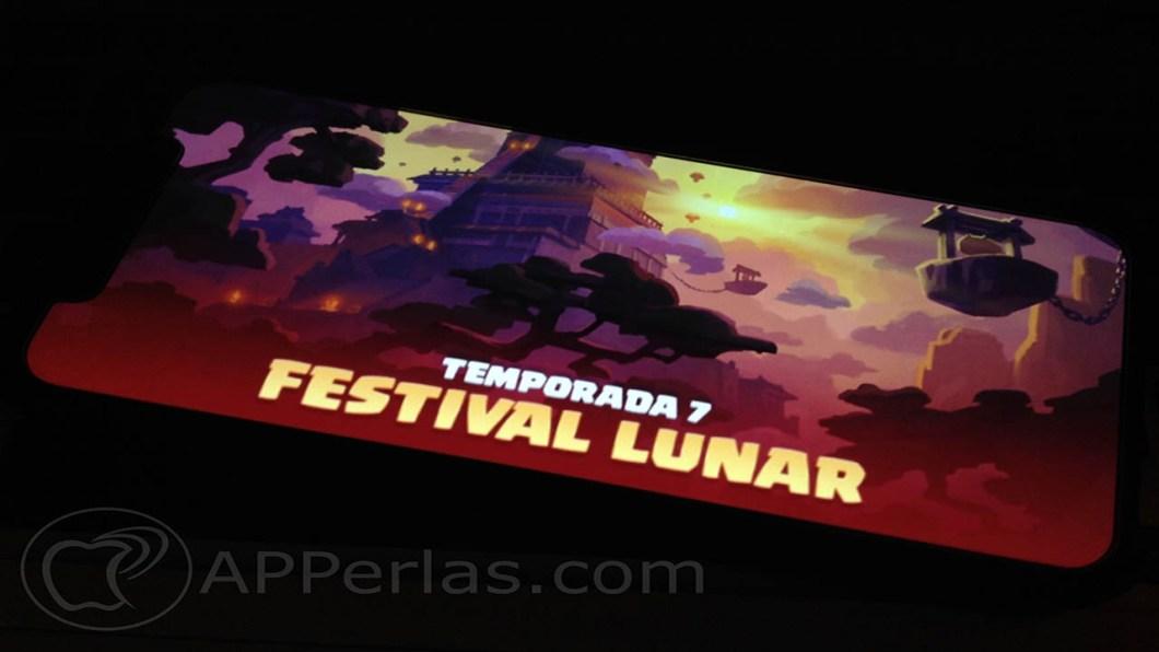 temporada 7 de clash royale festival lunar 1
