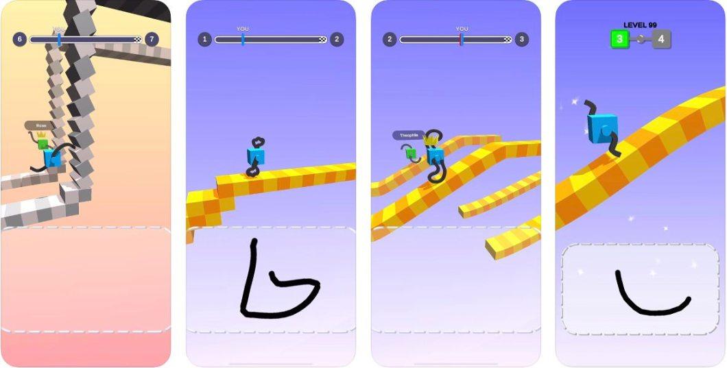 Draw Climber para iOS