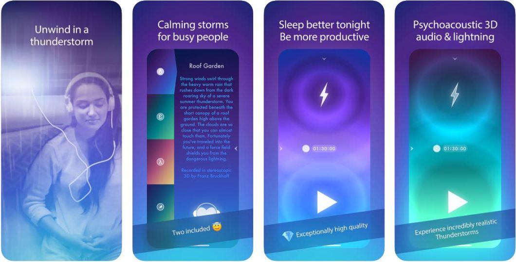 App para relajarse