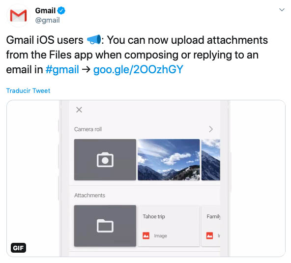 gmail app ios archivos ios 13 iphone ipad 2