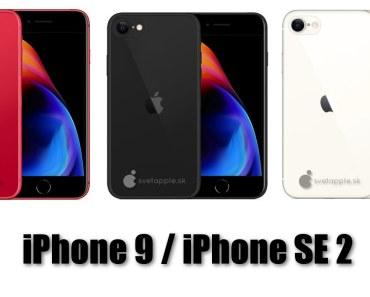 Así será el iPhone 9 o iPhone SE 2 que llegará en marzo de 2020