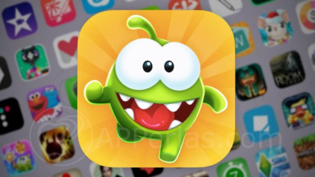 Om Nom: Run juego iphone ios ipad 3