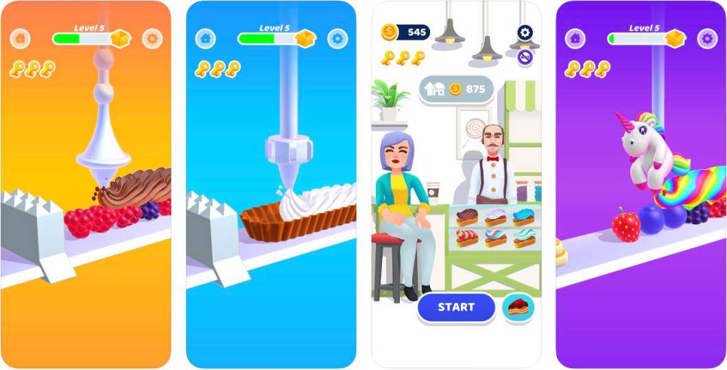 Juego de cocina para iOS