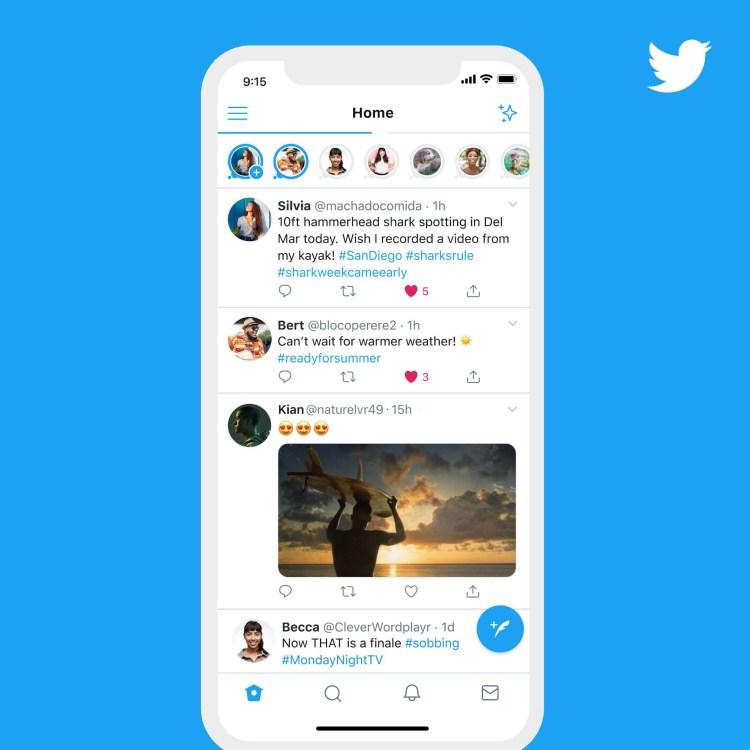 historias twitter stories fleets 1