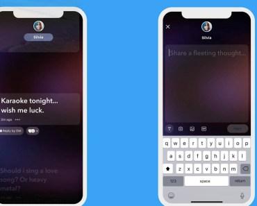 Cómo poner stickers en los Fleet de Twitter desde el iPhone