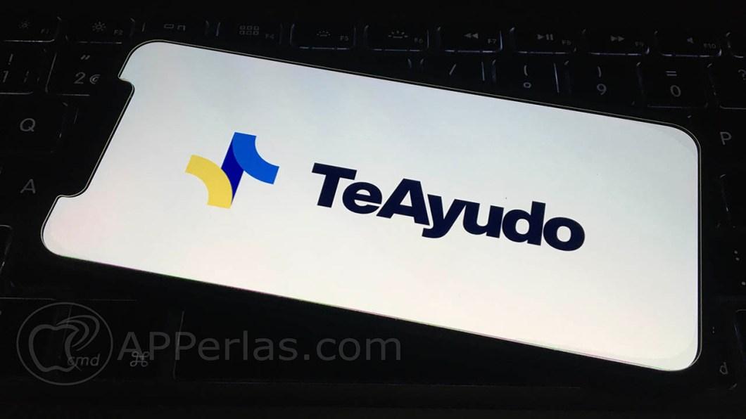 TeAyudo app coronavirus covid19 iphone 2