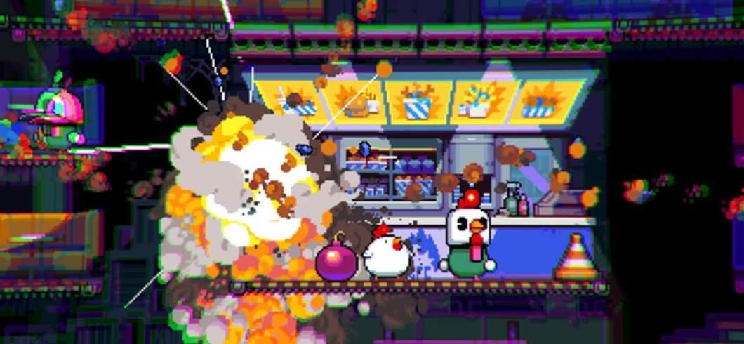 Nuevo juego de plataformas para iOS