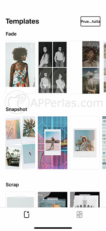 crear stories de instagram made app ios 3
