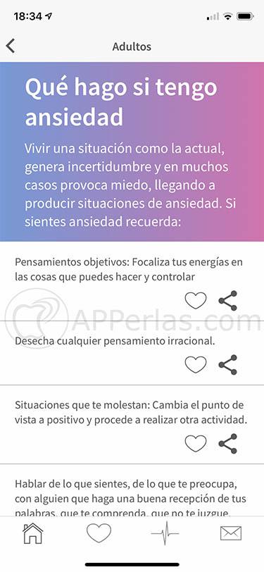 #todoirábien app ios iphone ipad coronavirus confinamiento 3