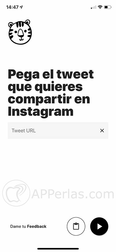 compartir tweets en instagram tuits twiger 4