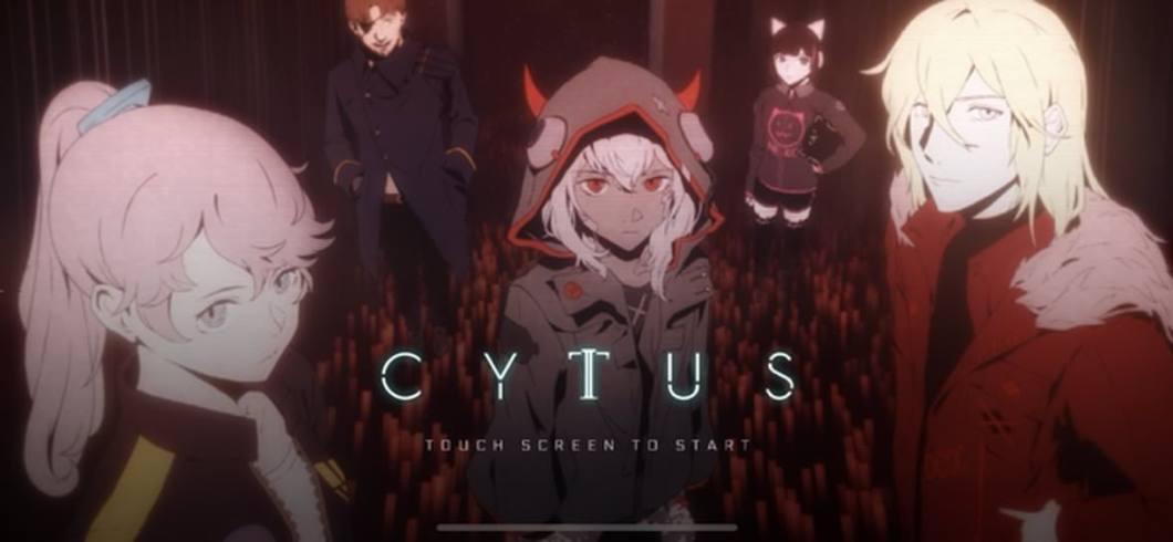 Cytus 2 para iOS