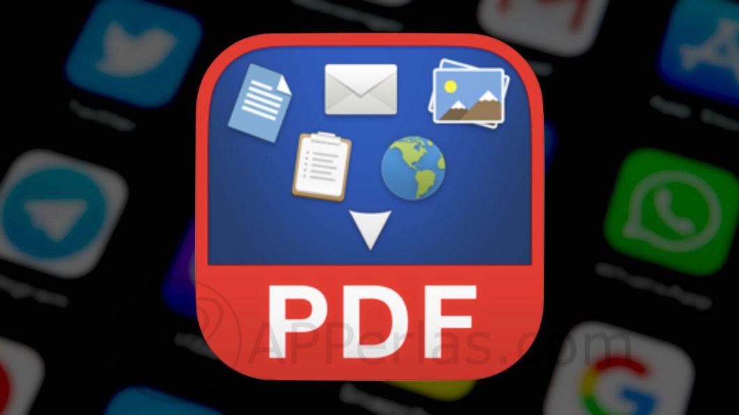 app convertir en pdf pdf coverter 1