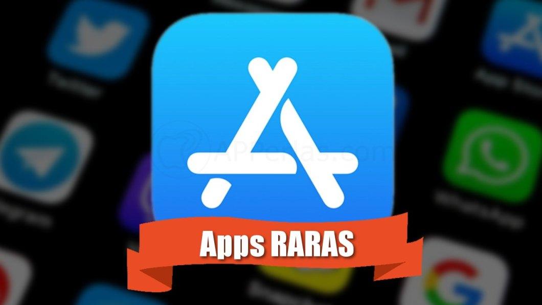 Apps raras para iOS