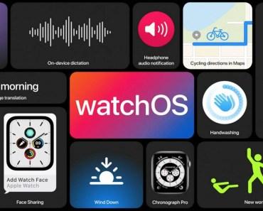 Estas son las novedades que llegan al Apple Watch con watchOS 7.4
