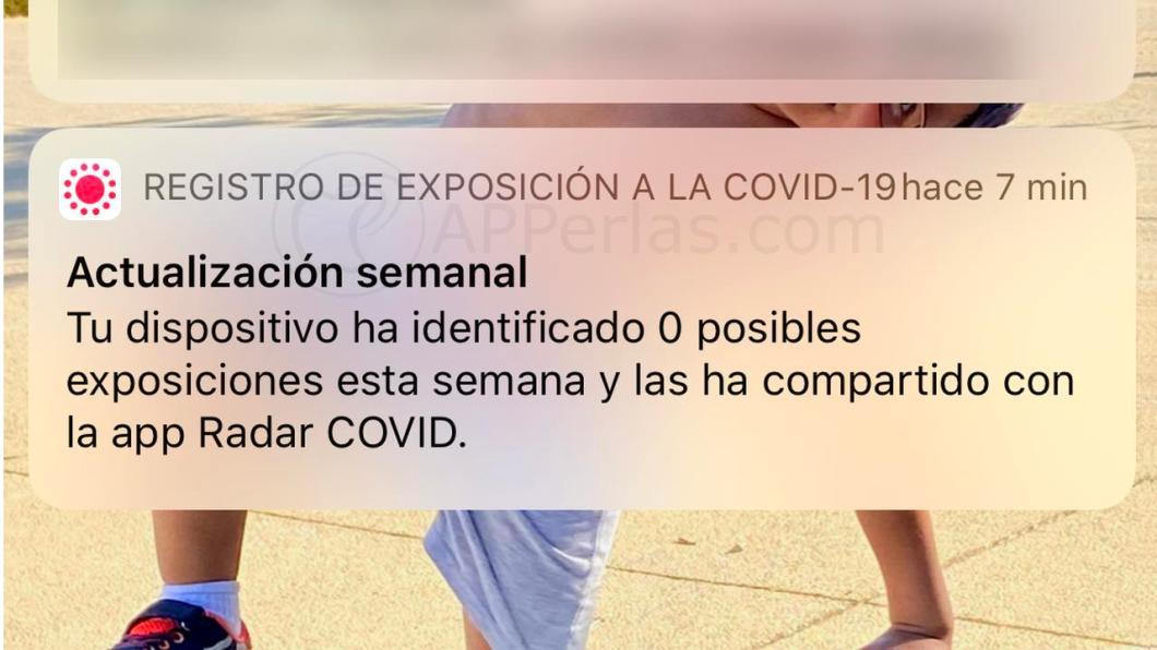 Radar Covid la app de rastreo del Coronavirus