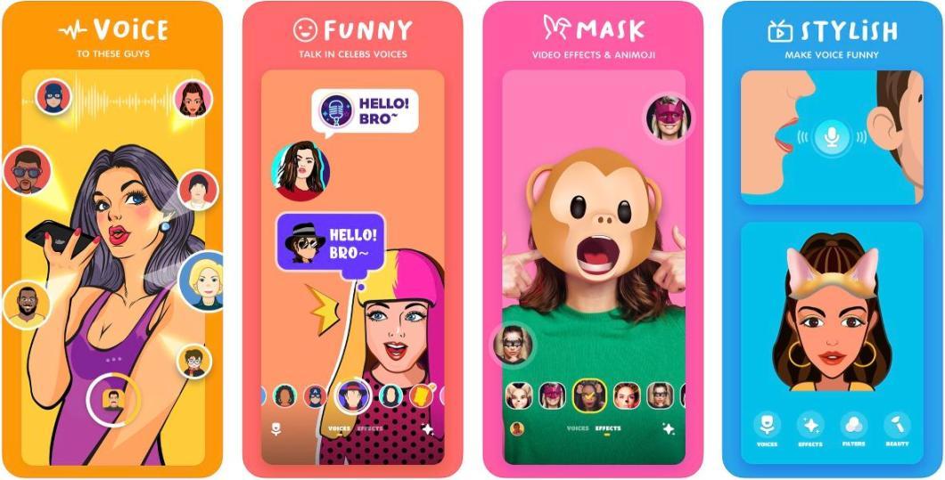 App para cambiar tu voz