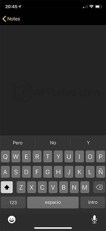 app de notas para el Apple Watch watch notes 3