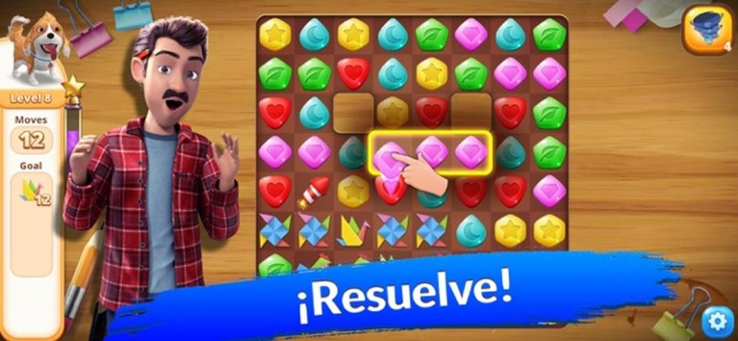 Juego de puzles para iPhone y iPad