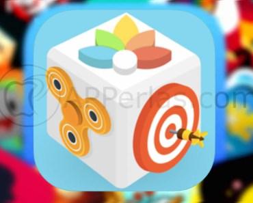 En esta app encontrarás muchos juegos relajantes para entretenerte