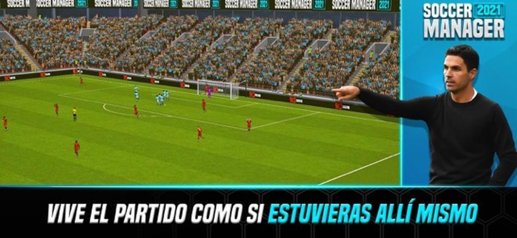 Juego de entrenadores de fútbol para iOS