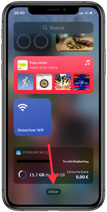 add widgets 1