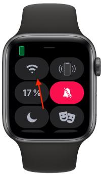 wifi en el Apple Watch 2