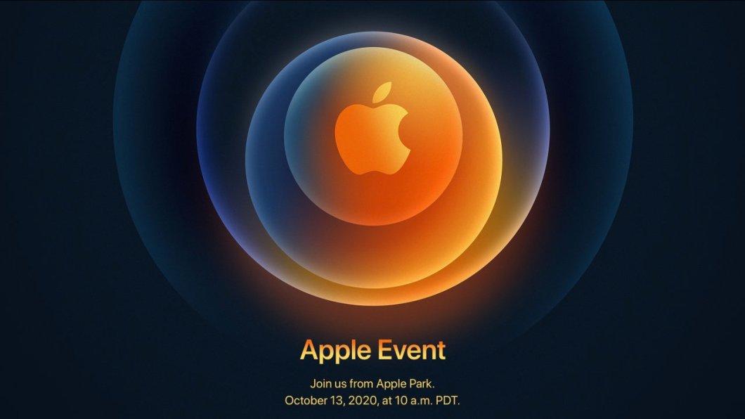 Evento de presentación de los iPhone 12
