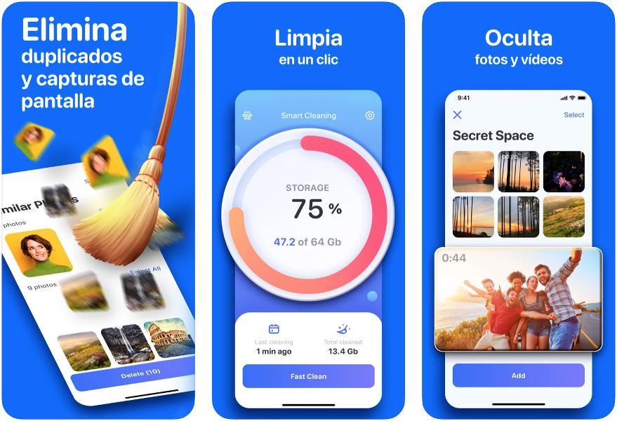 Hyper Cleaner para iOS