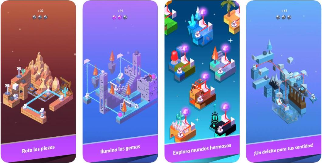 Juego divertido para iPhone