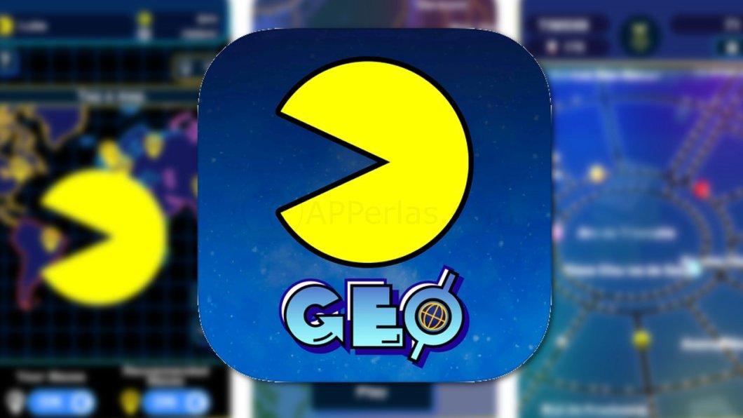 PAC-MAN GEO para iOS