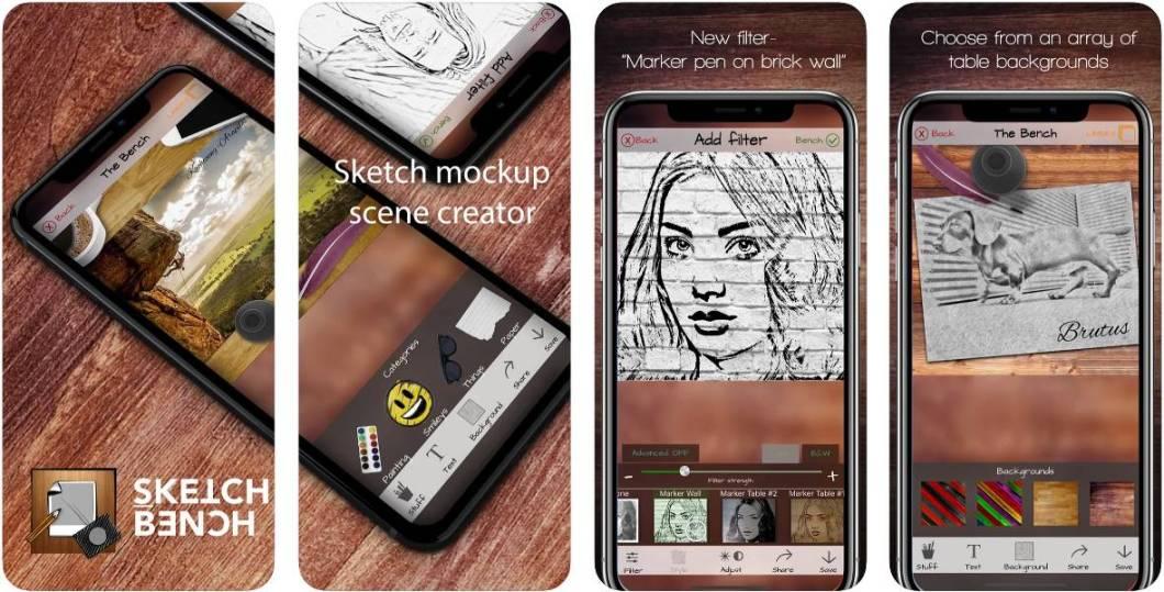 App de dibujo para iOS