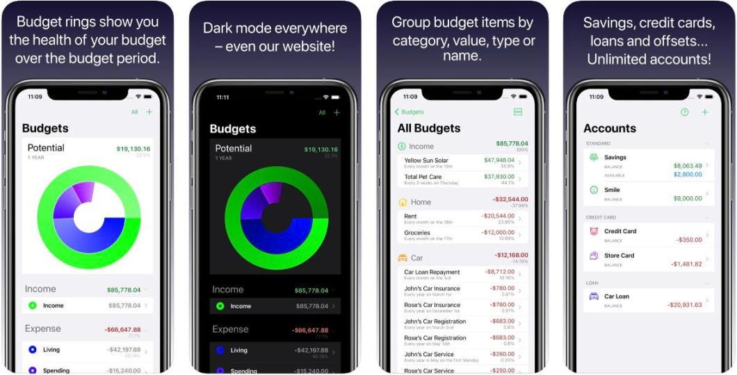 App de economía para iPhone