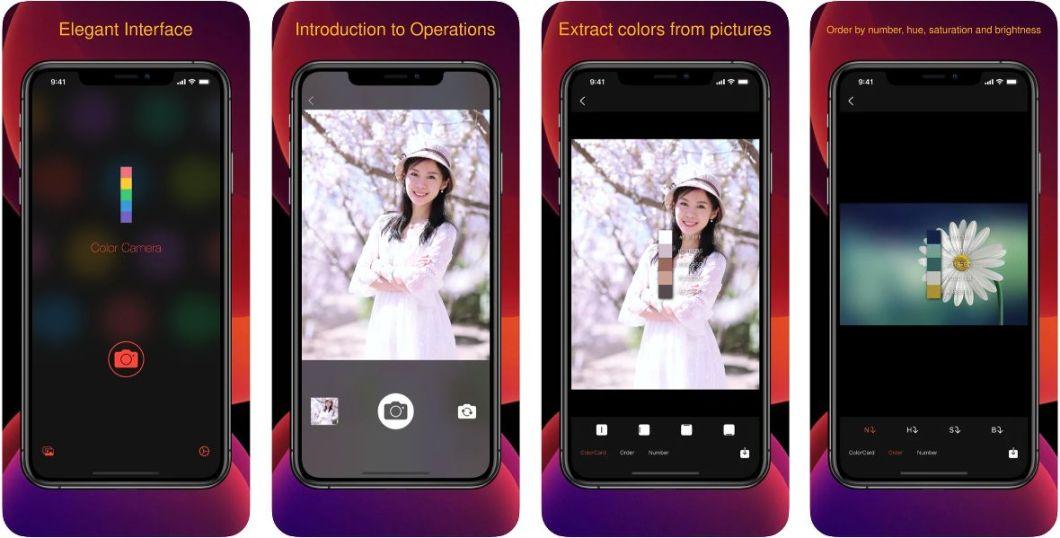 App de edición fotográfica para iOS