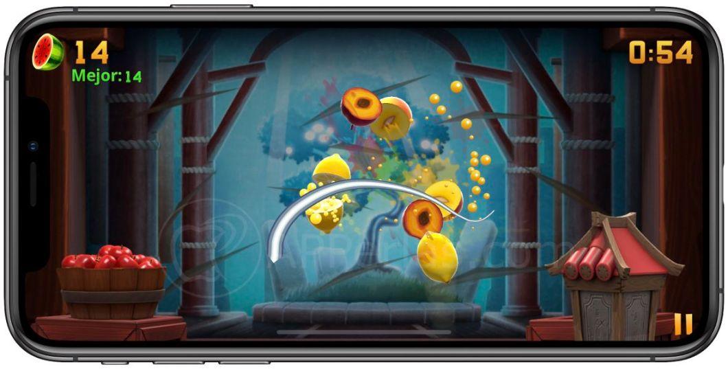Interfaz del juego