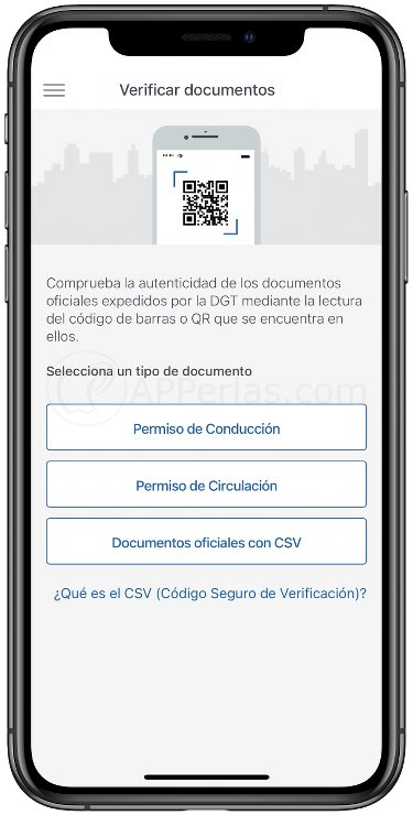 Verificar documentos DGT