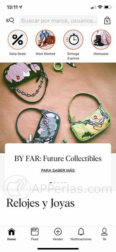 vender y comprar artículos de lujo vestiaire collective 1