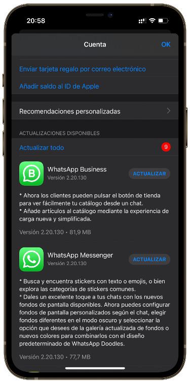 WhatsApp news 1