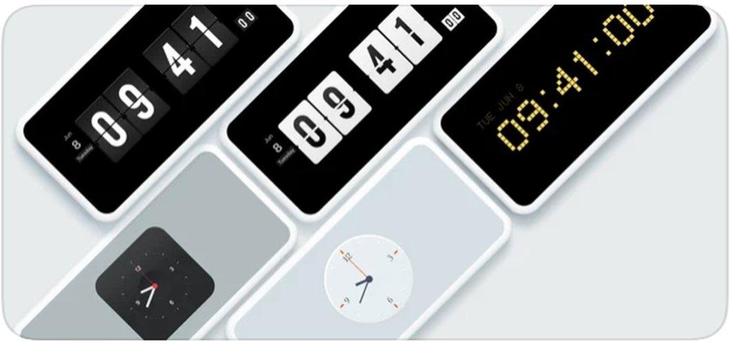 Convierte ru iPhone en un reloj de sobremesa