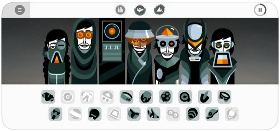 App de música Incredibox