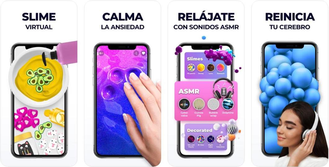Simulador virtual de Slime