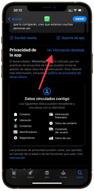 datos que WhatsApp compartirá 1