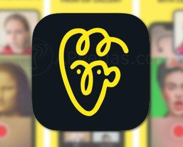 Aquí una divertida app para iPhone que cambia las caras en vídeo